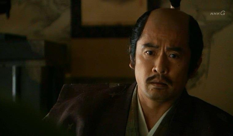 「幸(ゆき)の字は、父親から貰ったものだったのう・・・」徳川家康 真田丸