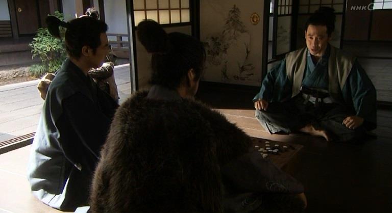 「高野山は女人禁制ゆえ、ふもとの九度山に屋敷を建てまする」真田信之 真田丸