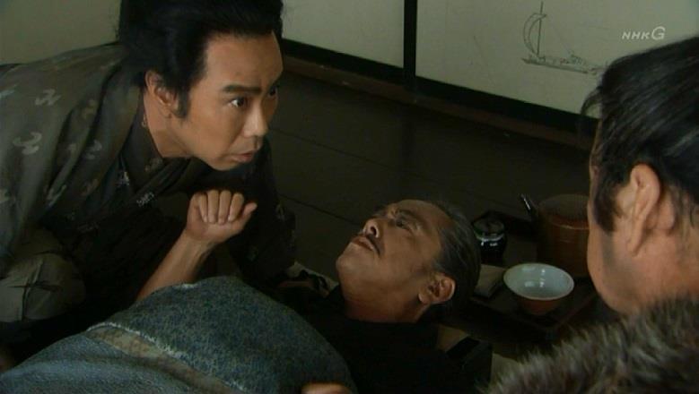 「大阪城は掘割が込み入っている」出浦昌相と佐助 真田丸