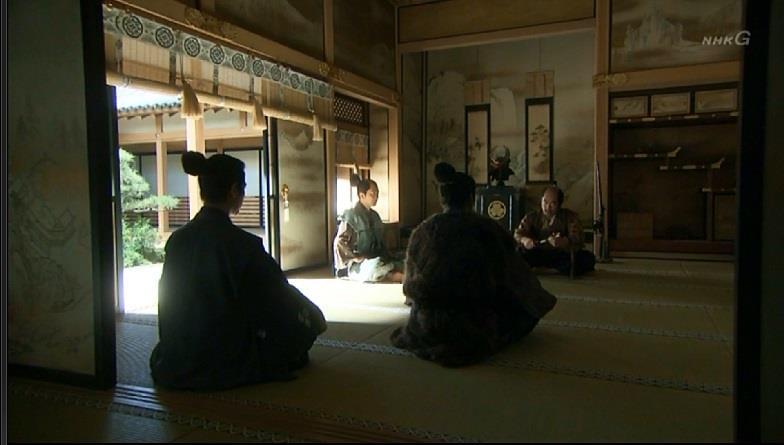 九度山に向かう途中、真田昌幸と信繁は徳川家康と対面 真田丸