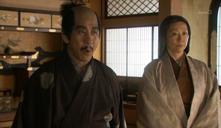 「右大臣、豊臣の秀頼公おなりである」片桐且元 真田丸