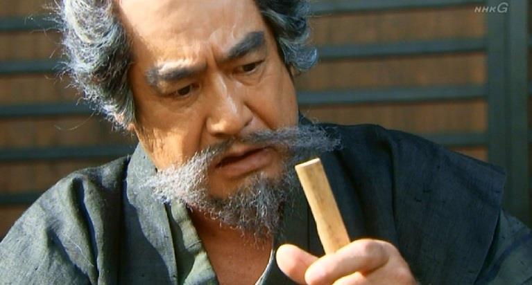 指を切ってしまった本多忠勝 真田丸