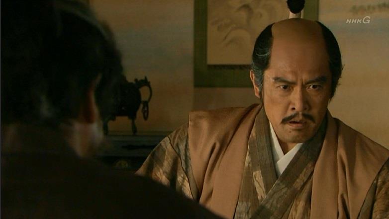 「わからんぞ。まだまだ西の方角でひと波乱あるやも知れん」徳川家康 真田丸