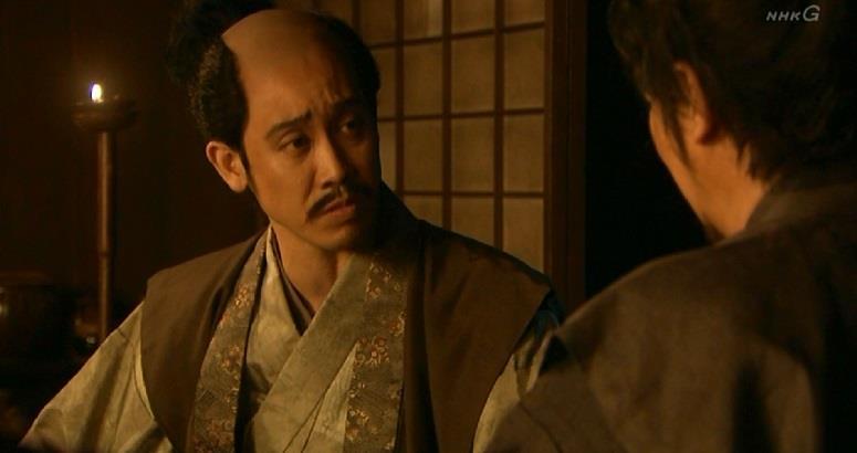 「仕送りが足らぬか?浅野家からお手当があると聞いておるが・・・」真田信之 真田丸