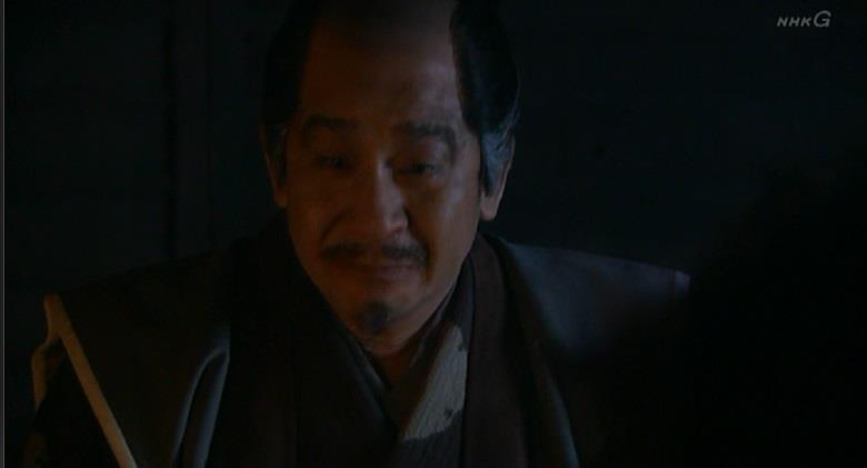 「取次役のワシが追放され、徳川はそれを手切れとみなしたのじゃ」片桐且元 真田丸