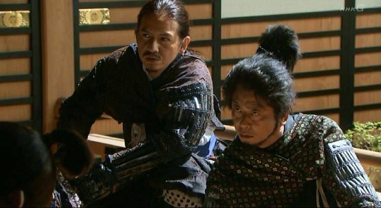 毛利勝永と後藤又兵衛 真田丸