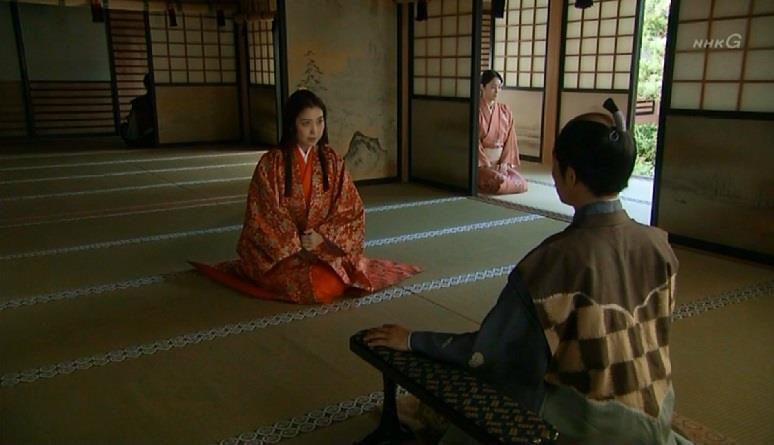 「お前様、大阪城には姉たちも千もおりまする。よもや害が及ぶことはございませぬね」江 真田丸