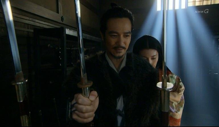 「太閤殿下は??」真田幸村と茶々 真田丸