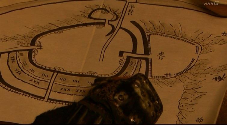 「そこで我らは脇の虎口(こぐち)より飛び出し、一気に蹴散らす」真田幸村 真田丸