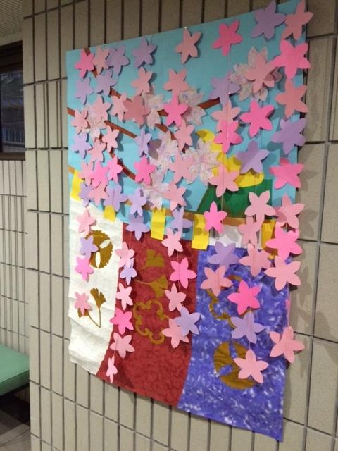 春の壁絵5