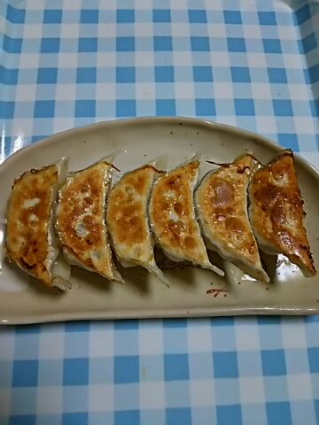 リベンジ餃子