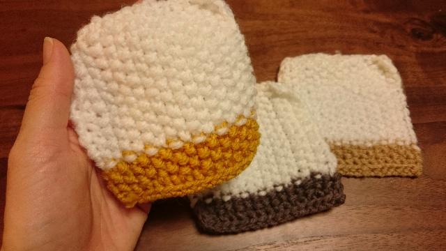 鹿の子編み