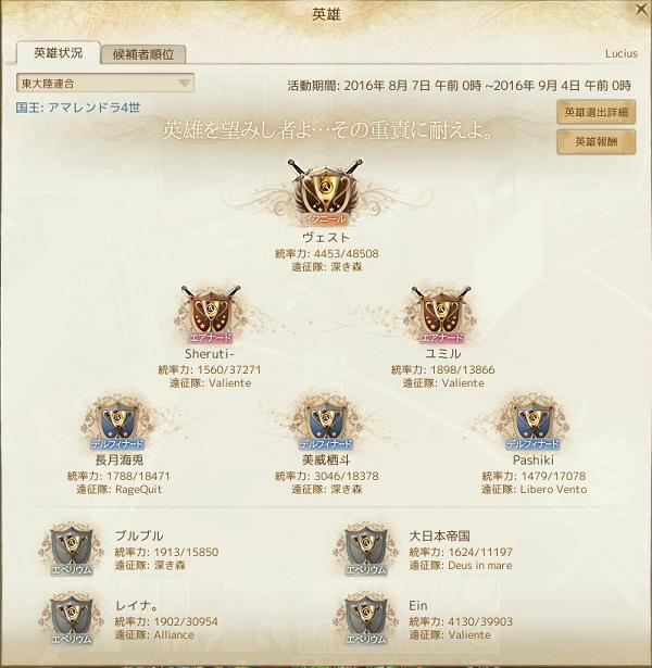 8月7日新東英雄