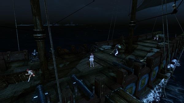 8月23日幽霊船討伐