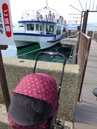 伊根湾めぐり遊覧船15
