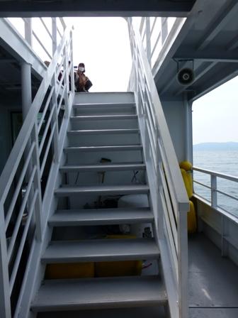 伊根湾めぐり遊覧船25