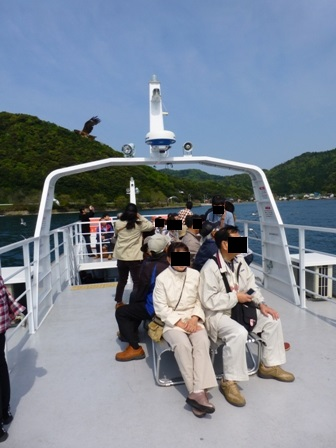 伊根湾めぐり遊覧船26