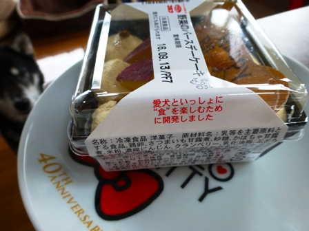 野菜のバースデーケーキ9