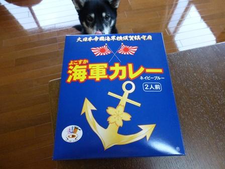 よこすか海軍カレー1