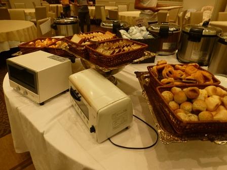 ローザブランカ朝食11