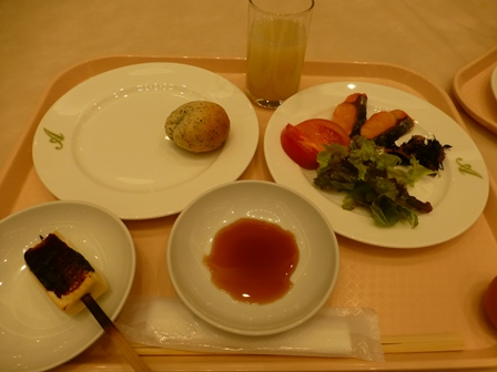ローザブランカ朝食21