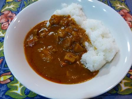 シルクロードヤマト大和肉鶏カレー5
