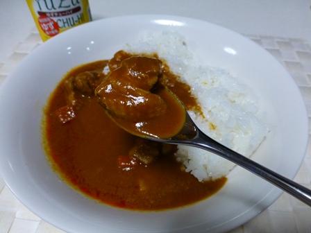 シルクロードヤマト大和肉鶏カレー6