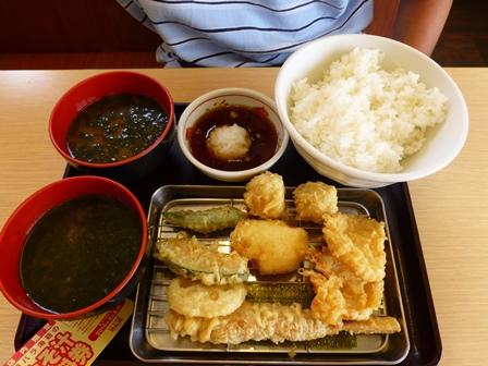 天丼天ぷら本舗 11