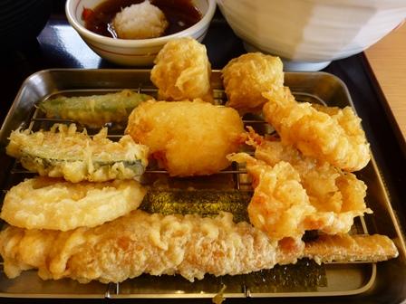 天丼天ぷら本舗 12
