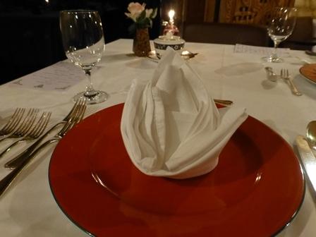 ホテル川久夕食7
