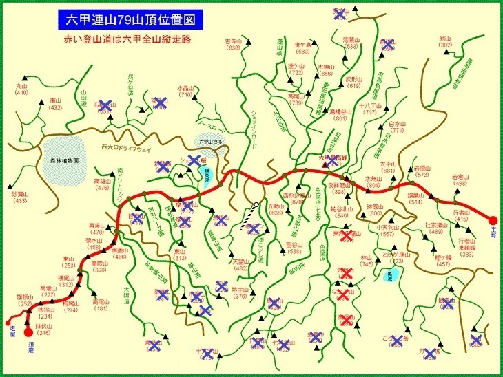 六甲連山79(20160911)