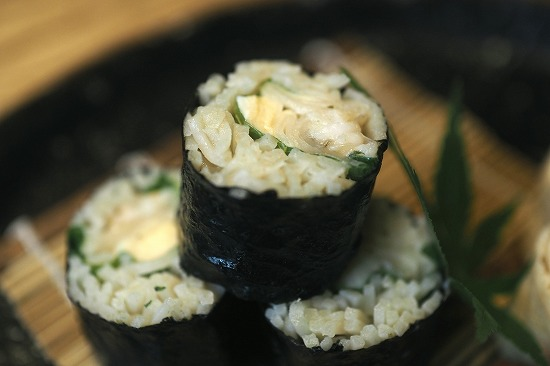 そば寿司1