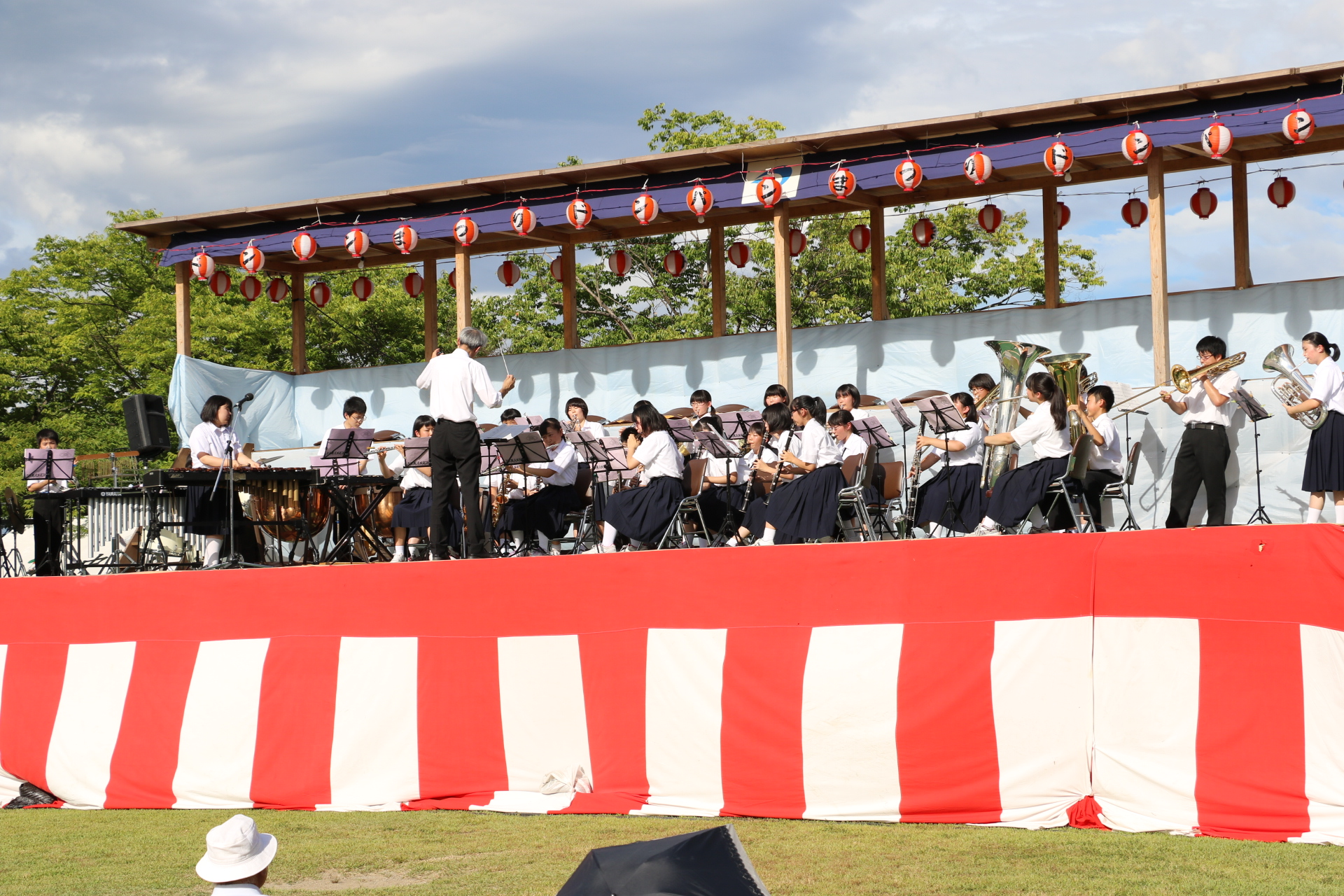 18中仙中学校吹奏楽