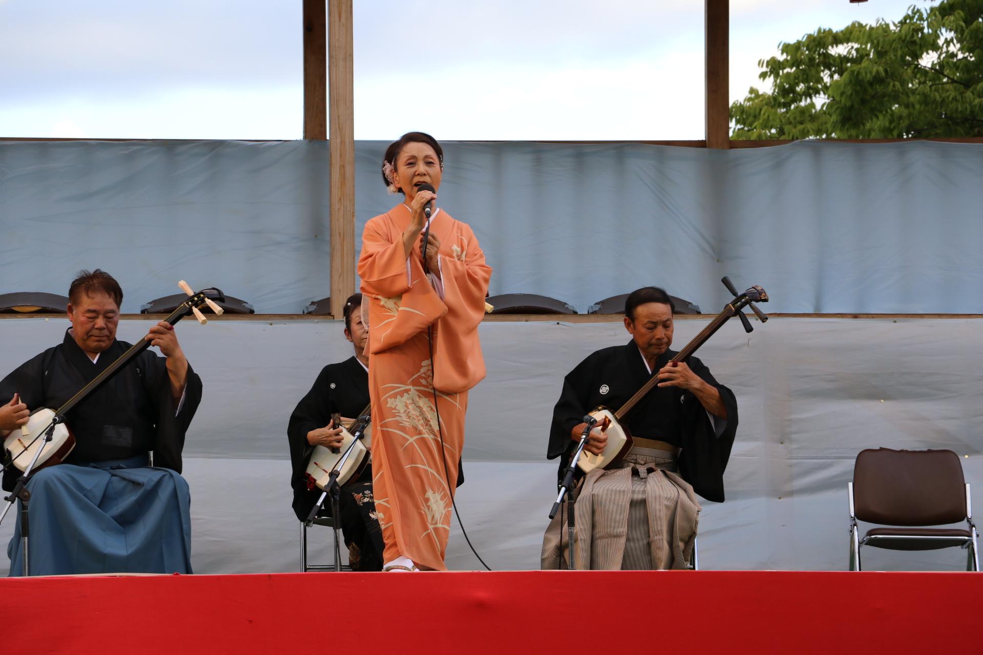 20郷土民謡フェスティバル