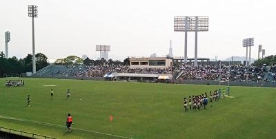 静岡ラグビーフェスタ_明慶戦