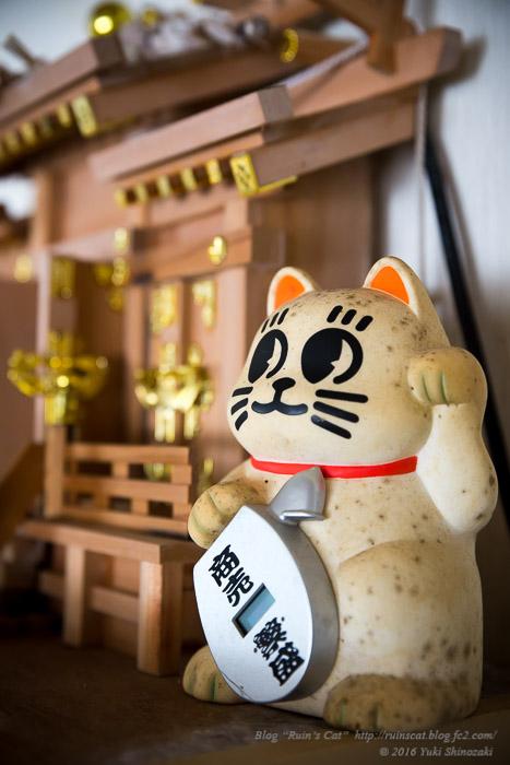 白樺湖グランドホテル_まねき猫