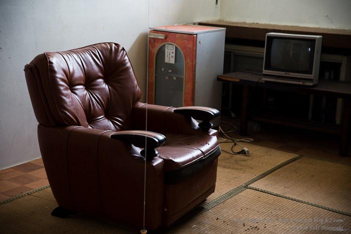 白樺湖グランドホテル_休憩室の椅子