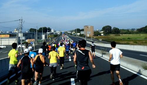 2016上州太田スバルマラソン6