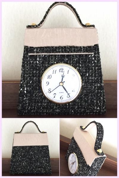 バッグ型時計 (2)