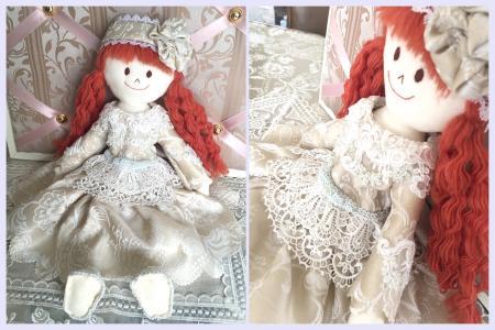 ドールニーナヴィクトリアン風ドレス (2)