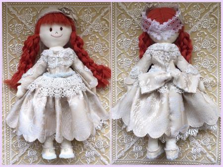 ドールニーナヴィクトリアン風ドレス (3)