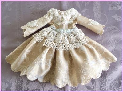 ドールニーナヴィクトリアン風ドレス(5)