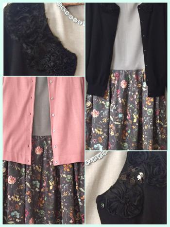 きれいにみえる服ワンピース(2)