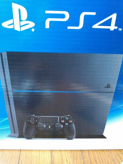 PS4 購入2