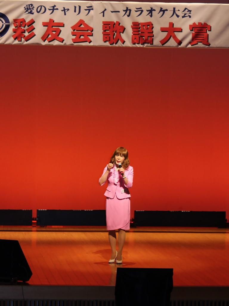 ピンクスーツ舞台(6)