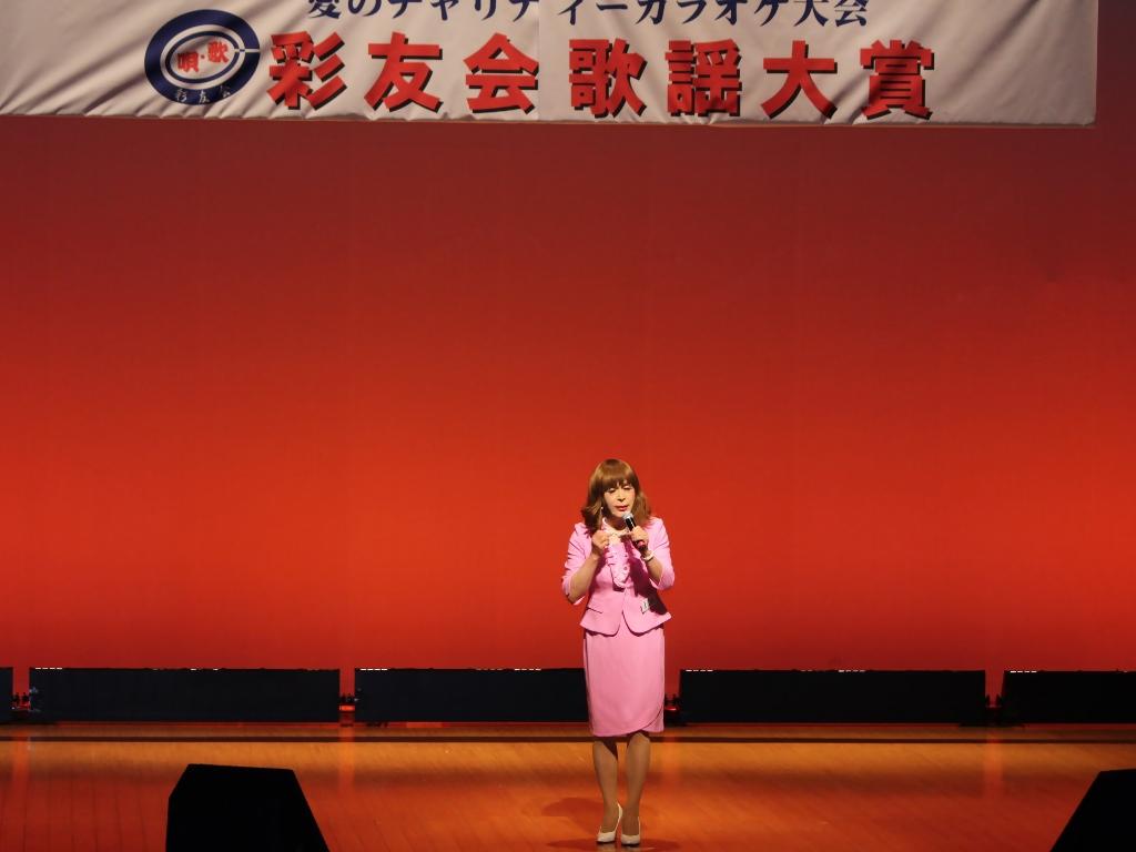 ピンクスーツ舞台(7)