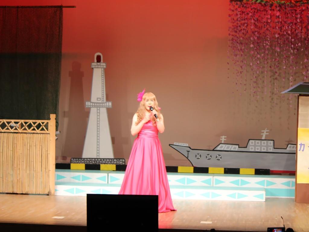 フクシアドレス舞台A(1)