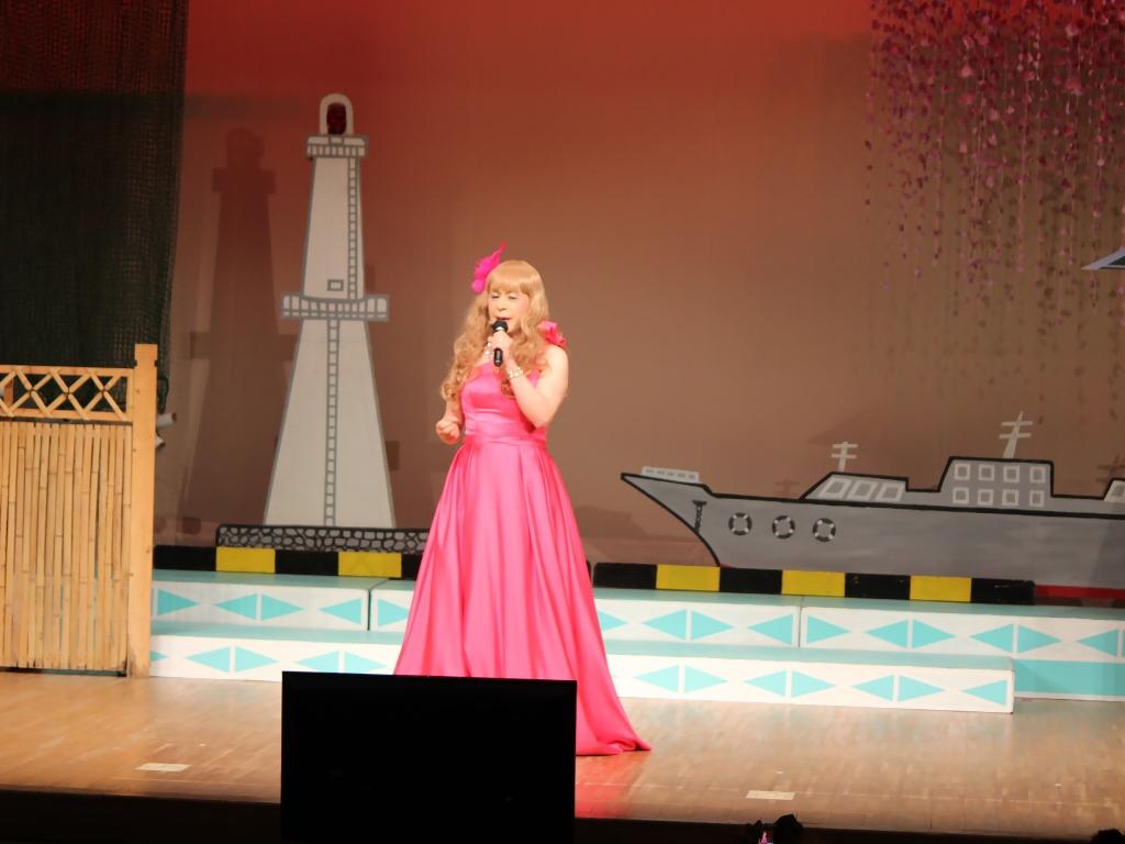 フクシアドレス舞台A(2)