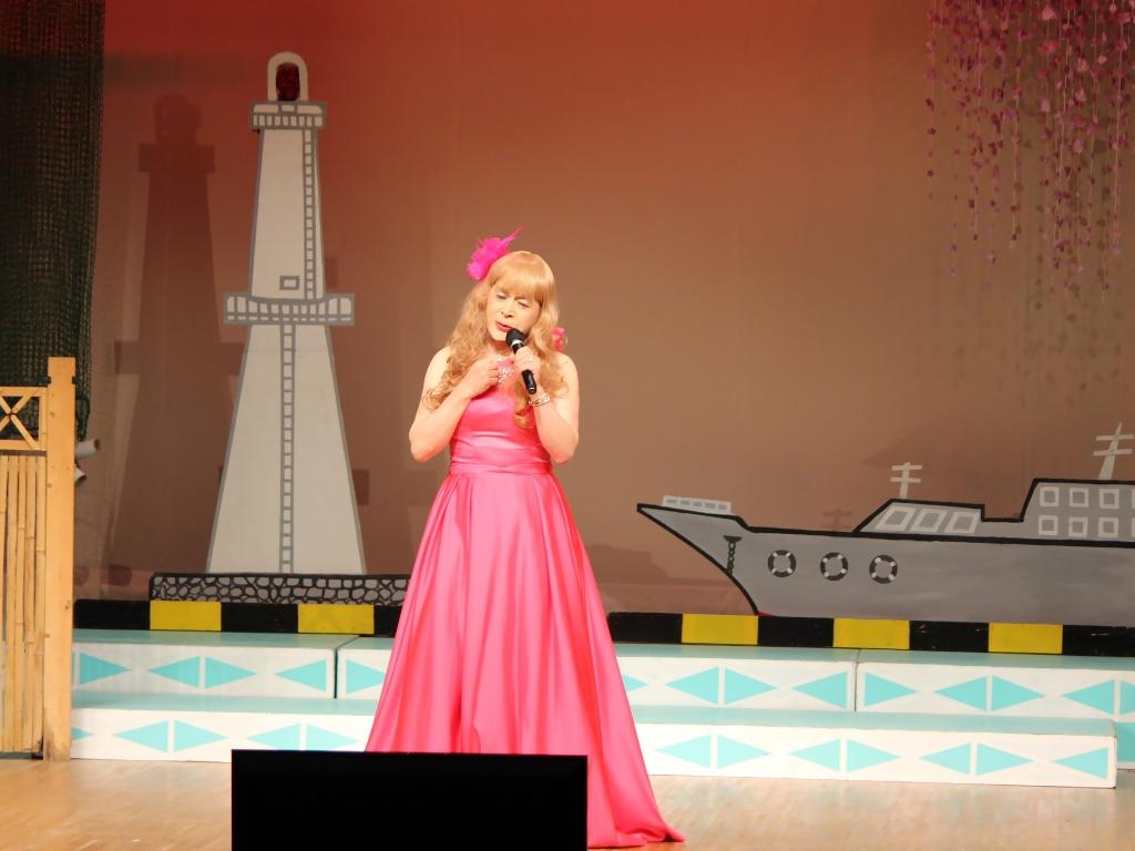 フクシアドレス舞台A(3)