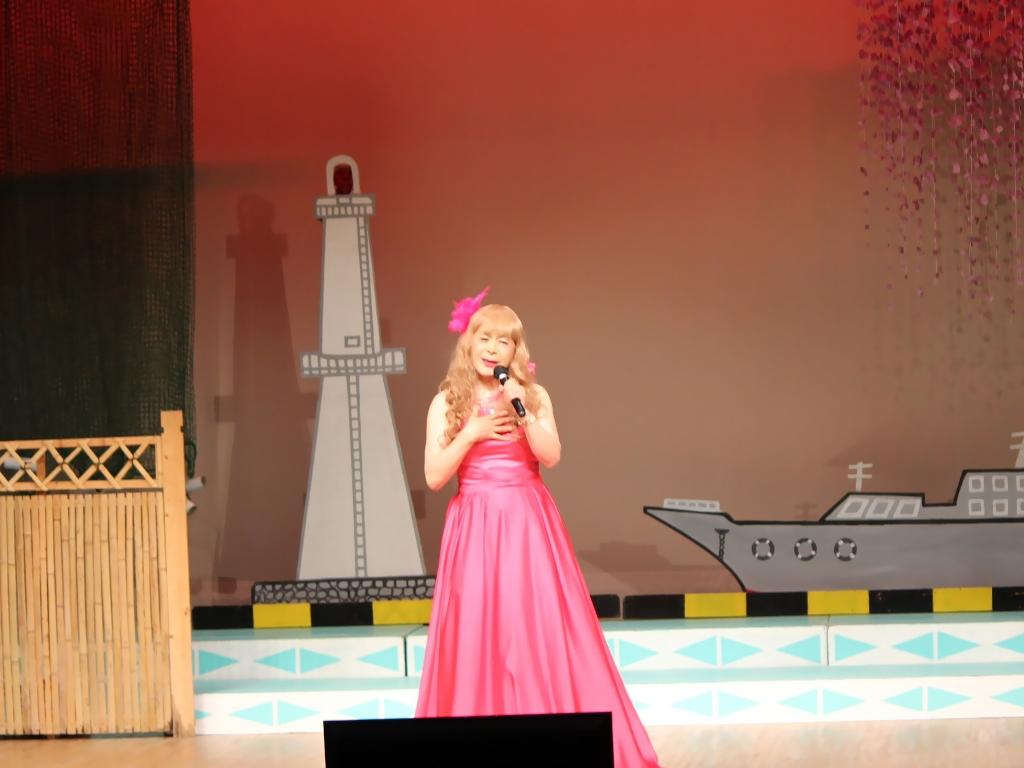 フクシアドレス舞台A(5)
